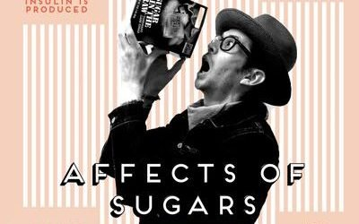 AFFECTS OF SUGARS ON THE ADRENALS