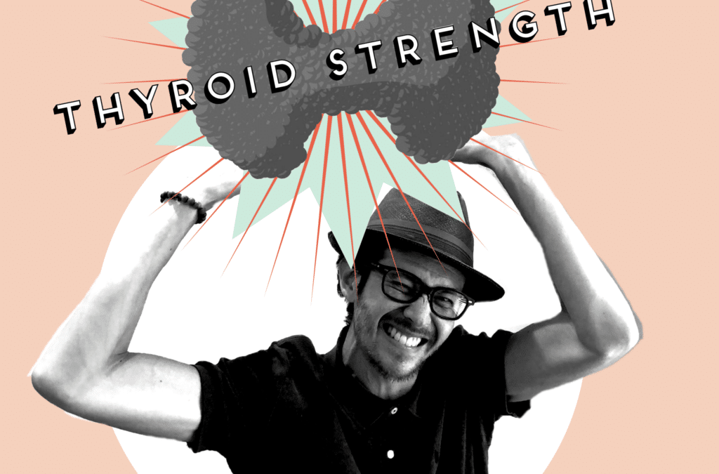HOW TO STRENGTHEN THE THYROID