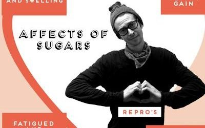 AFFECT OF SUGARS ON REPRO'S