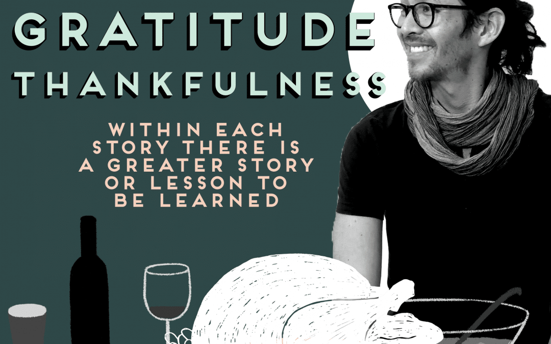 GRACE, GRATITUDE AND THANKFULNESS