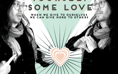 GIVE YOURSELF LOVE