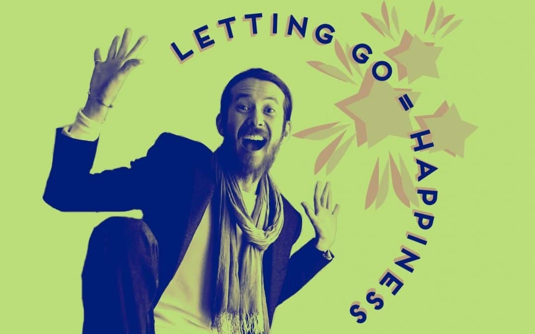NEW YEAR INTENTIONS + LETTING GO = HAPPINESS