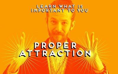 PROPER ATTRACTION