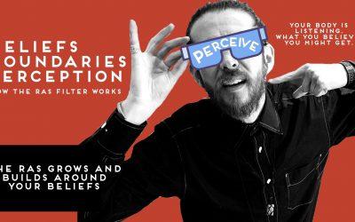 BELIEFS, BOUNDARIES, AND PERCEPTION